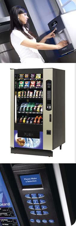 Vending Machines Yorkshire